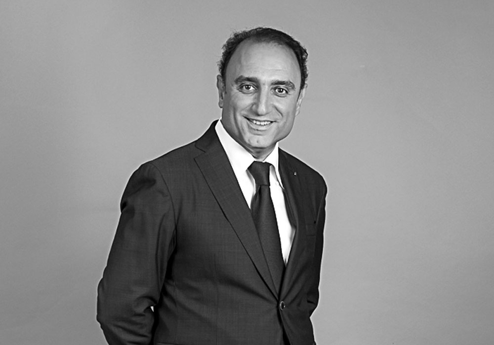 Patrick Senior, CEO of BSL Security, the French private security company