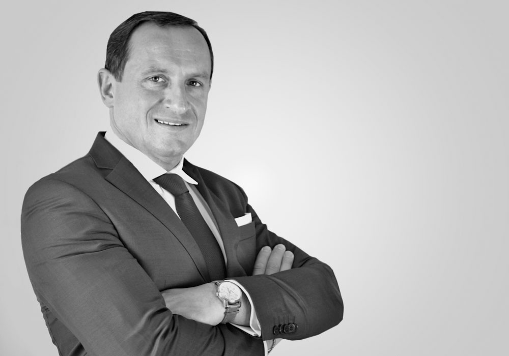 Yves Bastin, CEO of Fact Security, the Luxembourg and Belgium private security company