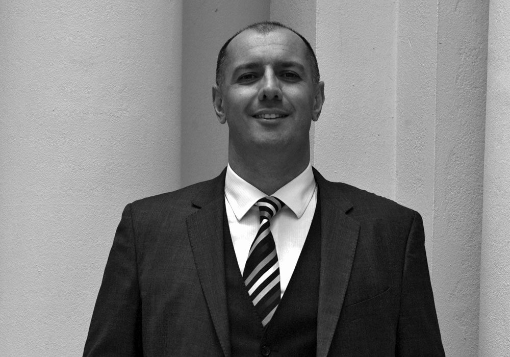 Ricky Gardezi, Managing Director of TSS (Total Security Services) Ltd, the U.K private security company