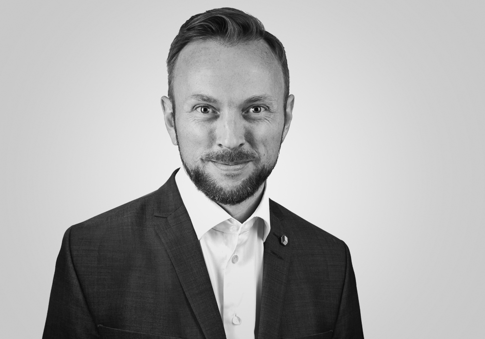Andreas Gyllestrand, Managing Director of Cubsec Security, the Sweden private security company