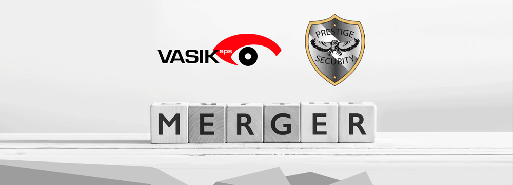 Prestige Security and Vasik will join forces