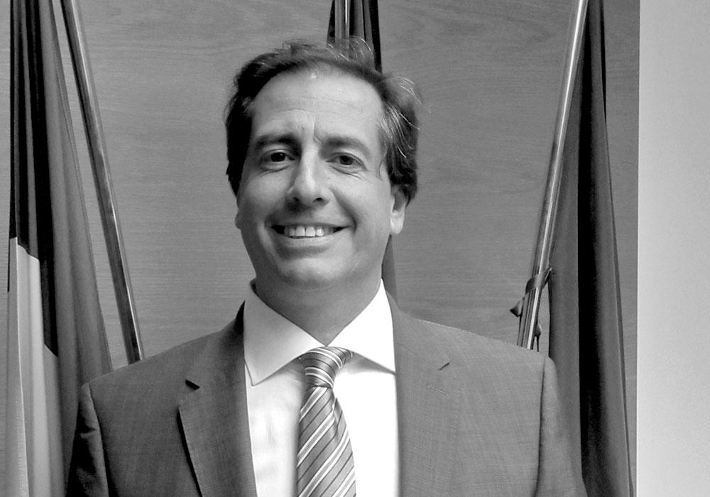 Mauro Gatti, Member of Board of Directors of Ivri, the Italian private security company